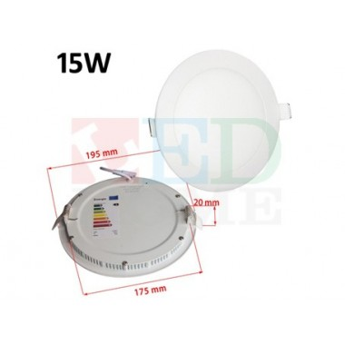 15W PANEL LED ARMATÜR