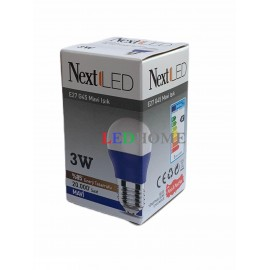 3W NEXT LED MAVİ