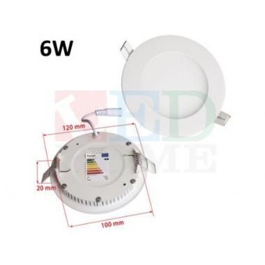 6W PANEL LED ARMATÜR